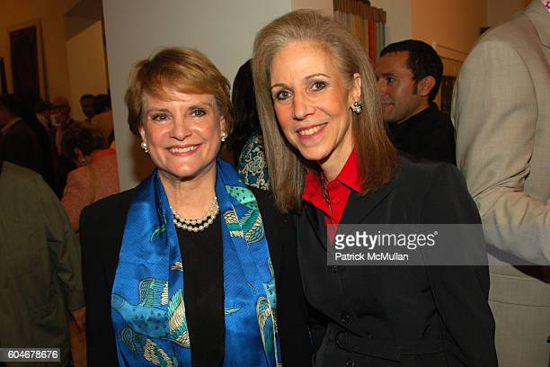 Susan Henshaw Jones and Nancy Druckman attend NEW YORK DESIGN CENTER A Diamond is Forever and Bailey Banks and Biddle Host the first ever Diamond of...