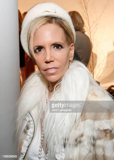Susan Hilfiger attends the Nahm Fall 2011 fashion show during MercedesBenz Fashion Week at Milk Studios on February 11 2011 in New York City