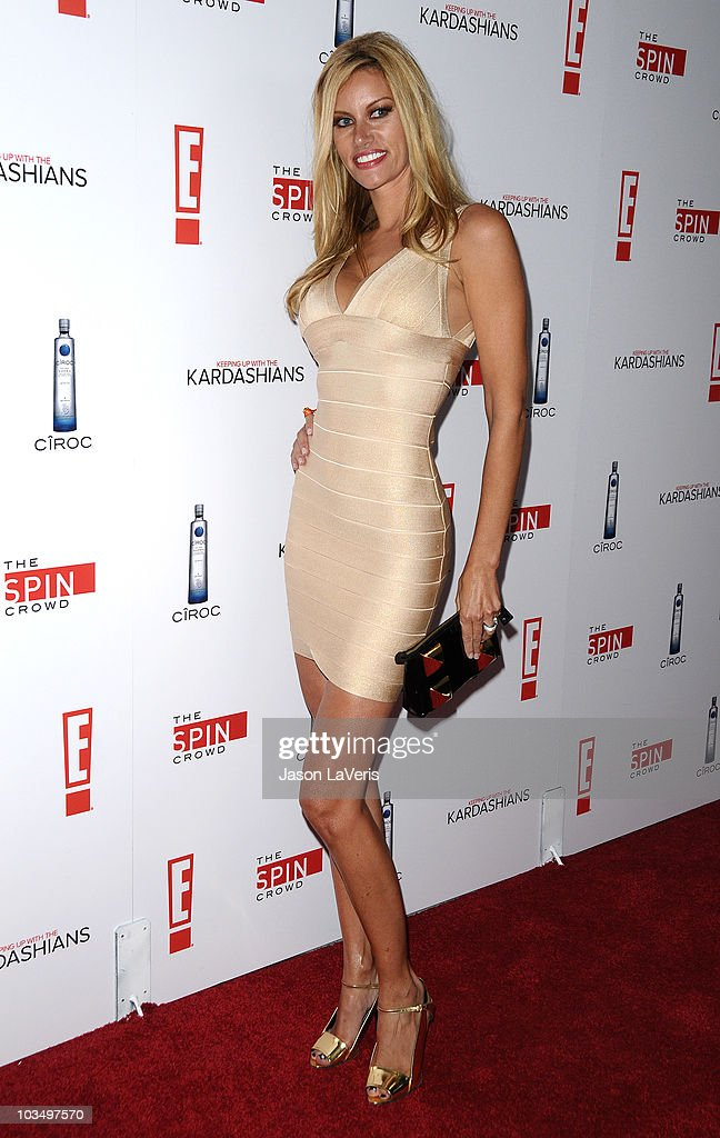Susan Holmes attends the Comcast premiere party for 'Keeping Up With The Kardashians' at Trousdale on August 19, 2010 in West Hollywood, California.