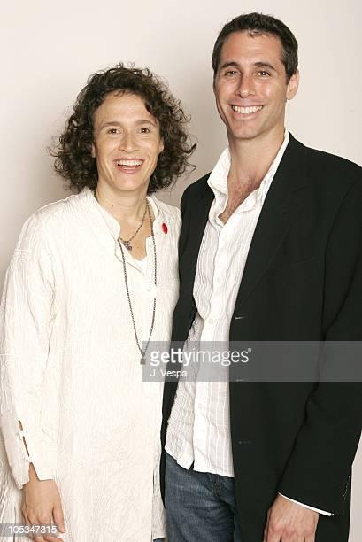 Susan Kaplan director and Steven Margolin during 2004 Toronto International Film Festival Three of Hearts Portraits at Intercontinental in Toronto...