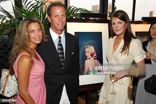 Susan Kaufman D Christopher Le Vine and Kelly Le Vine attend TOMMY HILFIGER Elizabeth Saltzman Alexis Bryan VANITY FAIR present GRACE KELLY A Life in...