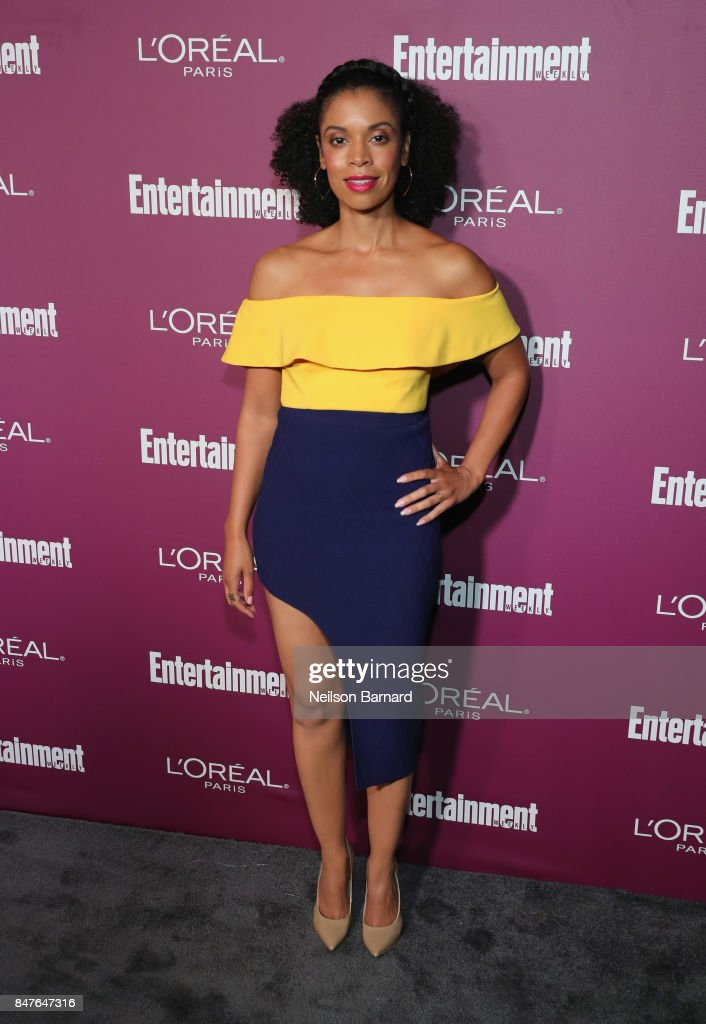 Susan Kelechi Watson attends the 2017 Entertainment Weekly Pre-Emmy Party at Sunset Tower on September 15, 2017 in West Hollywood, California.
