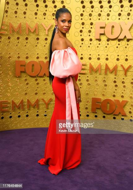 Susan Kelechi Watson attends the 71st Emmy Awards at Microsoft Theater on September 22 2019 in Los Angeles California