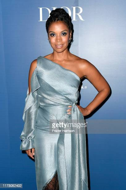 Susan Kelechi Watson attends the HFPA/THR TIFF PARTY during the 2019 Toronto International Film Festival at Four Seasons Hotel on September 07 2019...