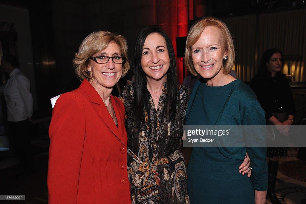 International Women's Media Foundation  Awards Luncheon - Inside