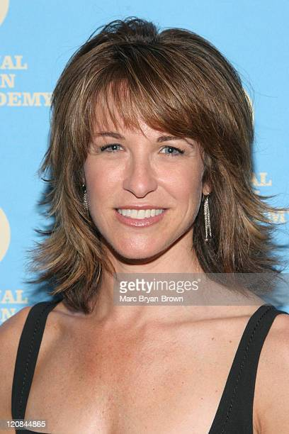 Susan Kolper during 28th Annual Sports EMMY Awards at Frederick P. Rose Hall at Lincoln Center in New York City, New York, United States.