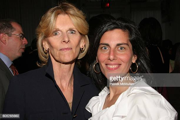 Susan Lauren and Jenny Lauren attend Barnard College 2006 Spring Party and Auction at The Puck Building on May 8 2006 in New York City