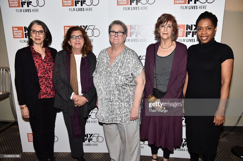 NY: 56th New York Film Festival - NYFF Live: New York Women In Film & TV: Early Pioneers