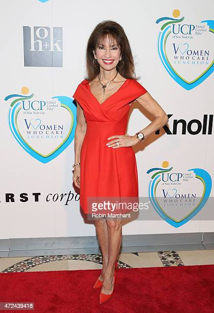 Susan Lucci attends 14th Annual Women Who Care Awards Luncheon Benefiting United Cerebral Palsy Of New York City at Cipriani 42nd Street on May 7...