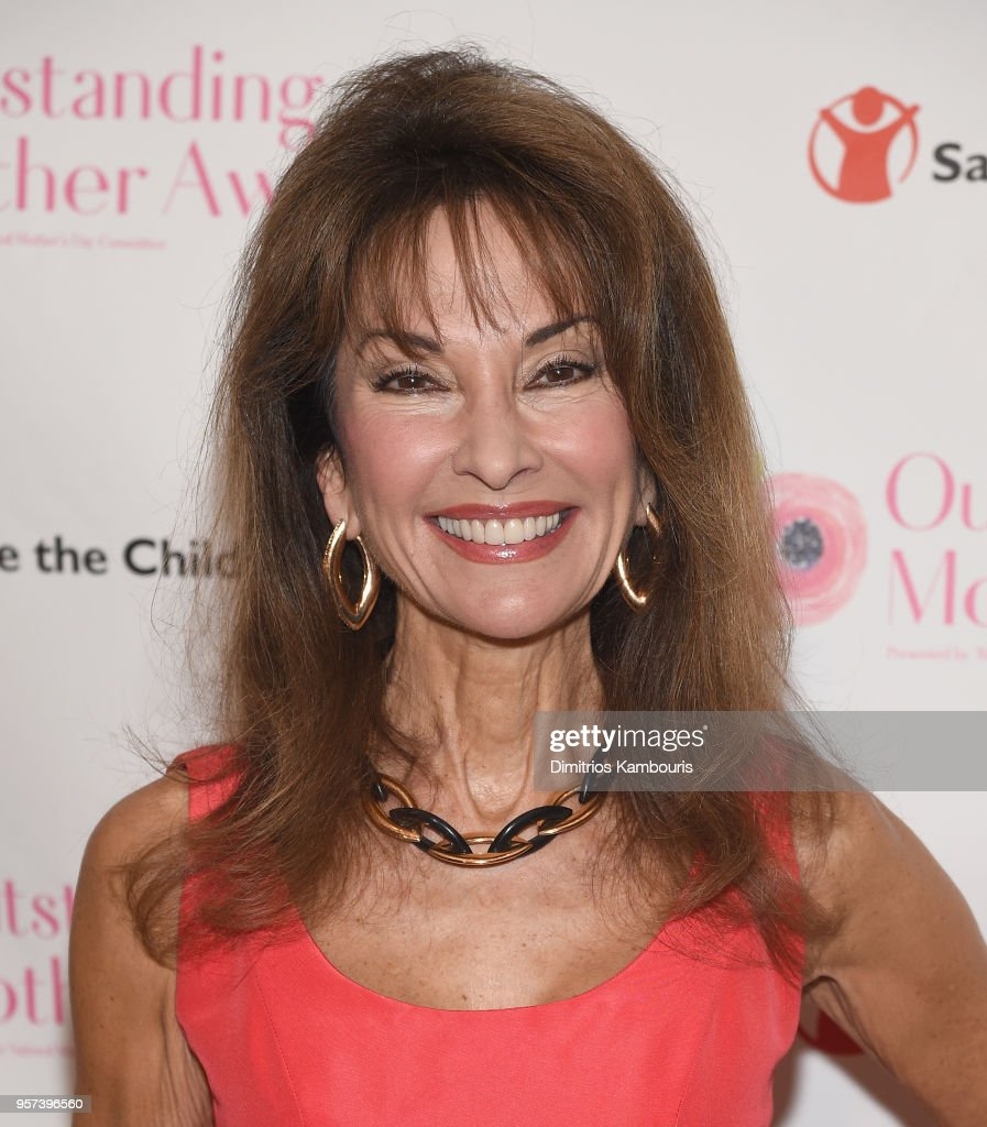 Susan Lucci attends The 2018 Outstanding Mother Awards at The Pierre Hotel on May 11, 2018 in New York City.