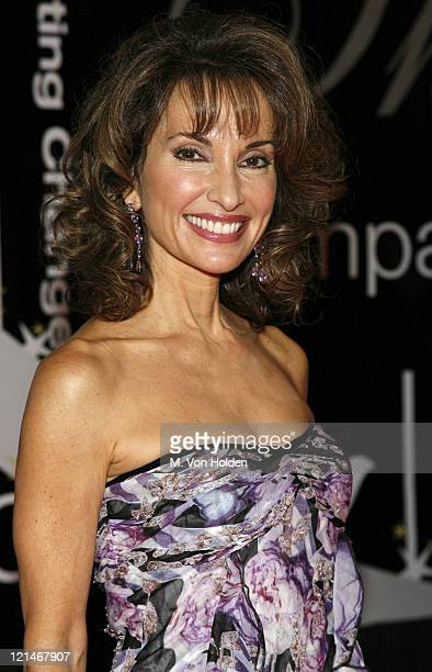 Susan Lucci during 31st Annual American Women in Radio Television Gracie Allen Awards at Marriott Marquis Hotel in New York New York United States