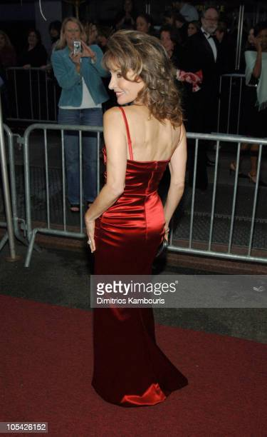 Susan Lucci during 32nd Annual Daytime Emmy Awards Arrivals at Radio City Music Hall in New York City New York United States
