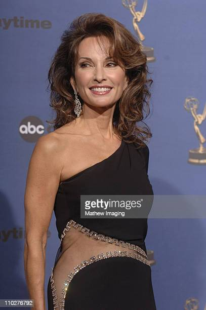 Susan Lucci during 33rd Annual Daytime Emmy Awards Press Room at Kodak Theater in Hollywood California United States