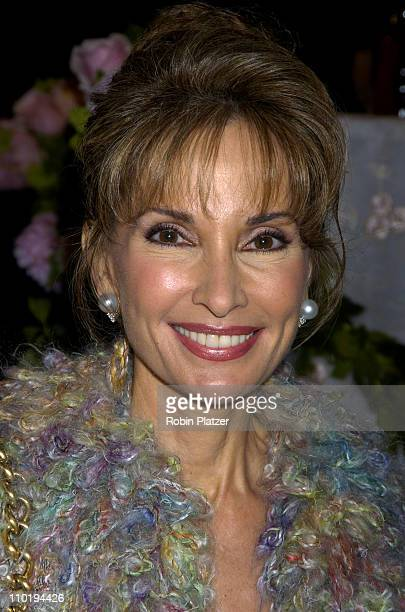 Susan Lucci during 50th Anniversary of Albert Einstein College of Medicine Womens Division Spirit of Achievement Luncheon honoring Susan Lucci Ann...