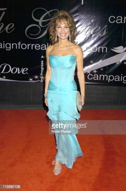 Susan Lucci during American Women in Radio Television 30th Annual Gracie Allen Awards at New York Marriot Marquis Hotel in New York City New York...