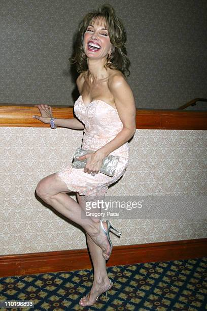 Susan Lucci during An Evening of Music From Guys and Dolls to Benefit the Iris Cantor Women's Health Center at The Sheraton New York Hotel in New...