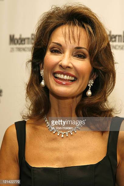 Susan Lucci during Modern Bride's 25 Trendsetters of 2006 Awards Dinner at Ritz Carlton Battery Park in Manhattan New York United States
