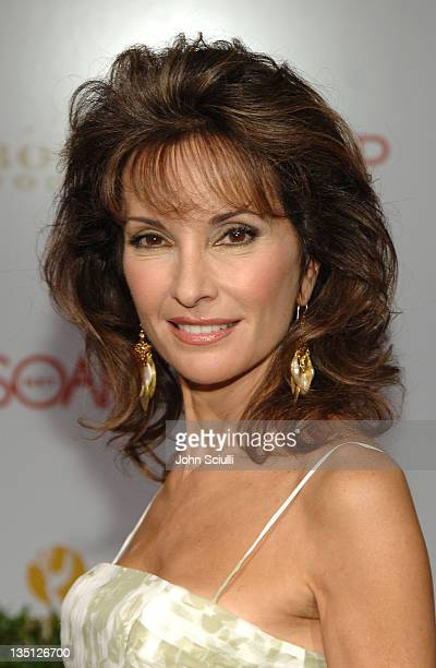 Susan Lucci during SOAPnet National TV Academy Annual Daytime Emmy Awards Nominee Party at The Hollywood Roosevelt Hotel in Los Angeles California...