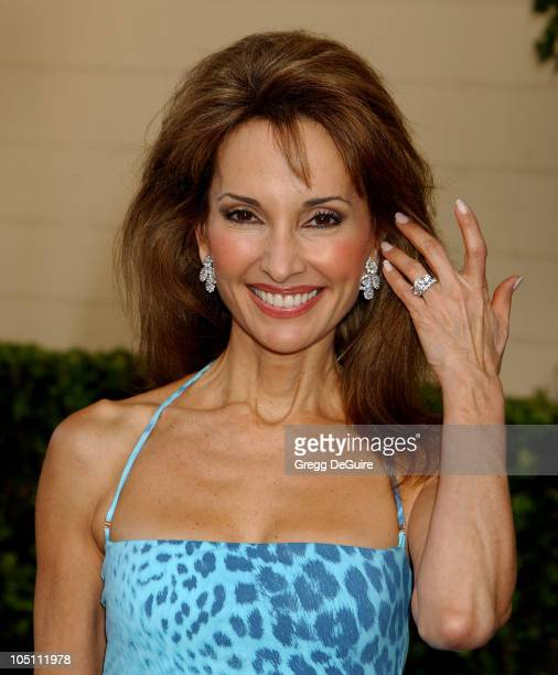 Susan Lucci during Soapnet Presents The Soap Opera Digest Awards Arrivals at ABC Prospect Studios in Los Angeles California United States