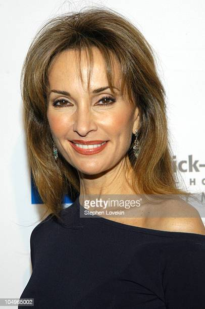 Susan Lucci during The 17th Annual HetrickMartin Institutes Emery Awards at Capitale in New York City New York United States