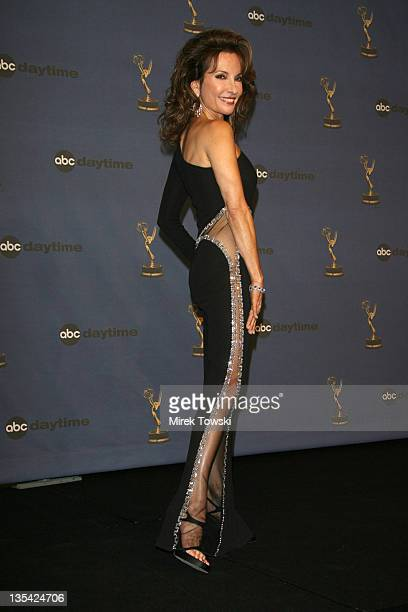 Susan Lucci during The 33rd Annual Daytime Emmy Awards Press Room at Hollywood Kodak Theater in Hollywood California United States