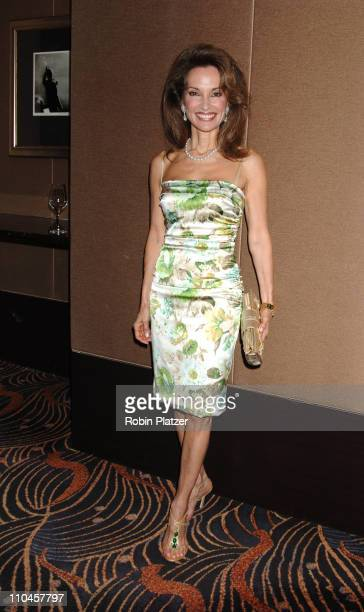 Susan Lucci during The Rose Luncheon Benefitting Little Flower Children and Family Services of New York Honoring Susan Lucci June 13 2006 at The...