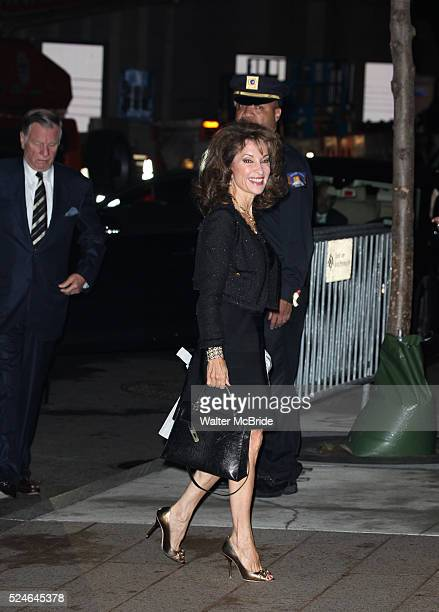 Susan Lucci Husband Helmut Huber attending the Memorial To Honor Marvin Hamlisch at the Peter Jay Sharp Theater in New York City on 9/18/2012