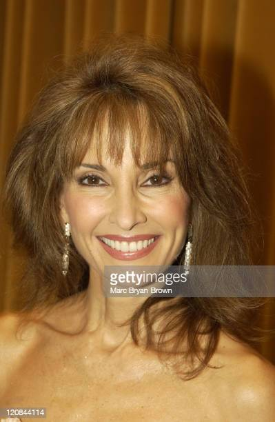 Susan Lucci of All My Children during 30th Annual Daytime Emmys Craft Awards at New York Marriott Marquis in New York New York United States
