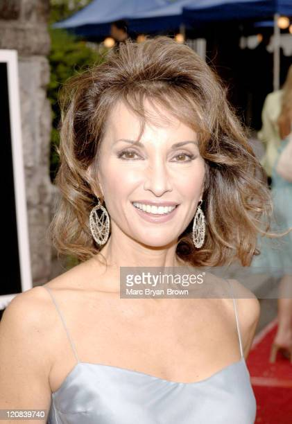 Susan Lucci of 'All My Children' during Mayor Bloomberg Hosts a Reception in Celebration of the 32nd Annual Daytime Emmys at Gracie Mansion in New...