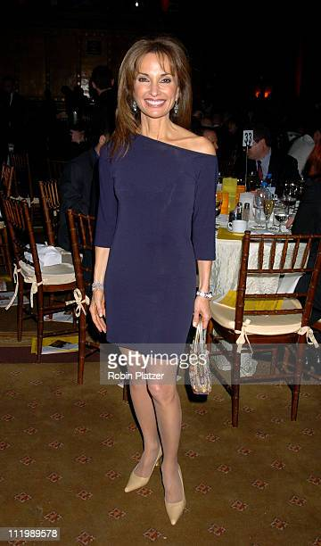 Susan Lucci of 'All My Children' during The 17th Annual HetrickMartin Institutes Emery Awards at Capitale in New York City New York United States