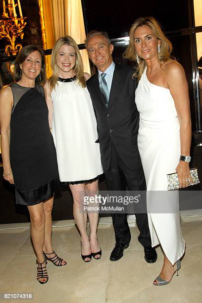 Susan Magazine Amy McFarland Alberto Palatchi and Susan Palatchi attend Pronovias Commemorates the Opening of the NY Flagship Store with New Yorkers...