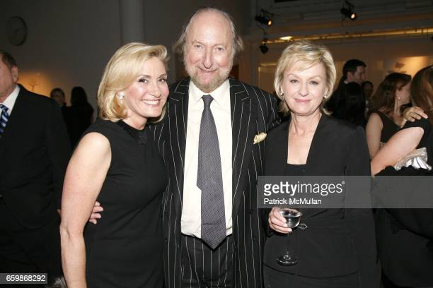 Susan Magrino Dunning Ed Victor and Tina Brown attend MARTHA STEWART Center for Living at Mt Sinai 2nd Annual Gala at Martha Stewart Headquarters on...