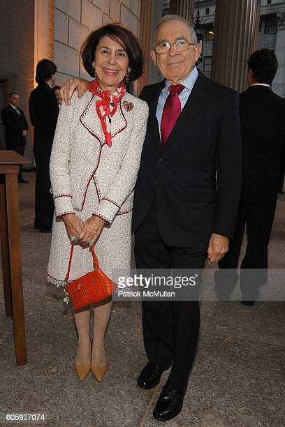 Susan Newhouse and Donald Newhouse attend VANITY FAIR Tribeca Film Festival Party hosted by Graydon Carter and Robert DeNiro at The State Supreme...