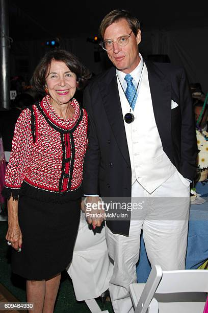 Susan Newhouse and Shelby Bryan attend THE FRESH AIR FUND Salute to American Heroes Spring Benefit at Tavern on the Green on June 7 2007 in New York...