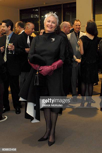 Susan Nimoy attends Hammer Museum's Gala in the Garden Honoring Mike Kelley and Miuccia Prada at Hammer Museum on October 14, 2007 in Westwood, Ca.