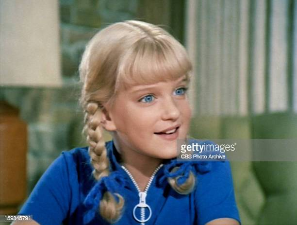 Susan Olsen as Cindy Brady in the BRADY BUNCH episode The Subject Was Noses Original air date February 9 1973 Image is a screen grab
