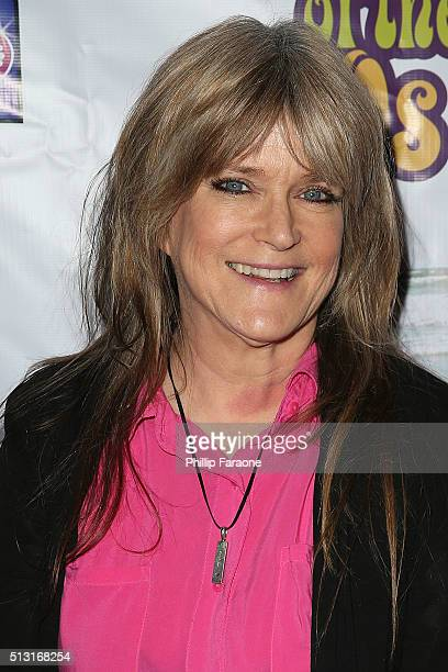 Susan Olsen attends the premiere of Under The Counter Productions' Child Of The '70s Season 4 at PUMP Restaurant on February 29 2016 in West...
