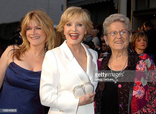 Susan Olsen Florence Henderson Ann B Davis of The Brady Bunch