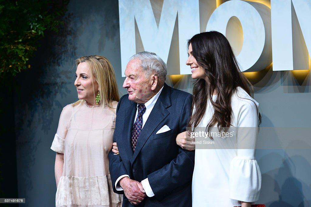 2016 MoMA Party In The Garden Benefit : Foto jornalística