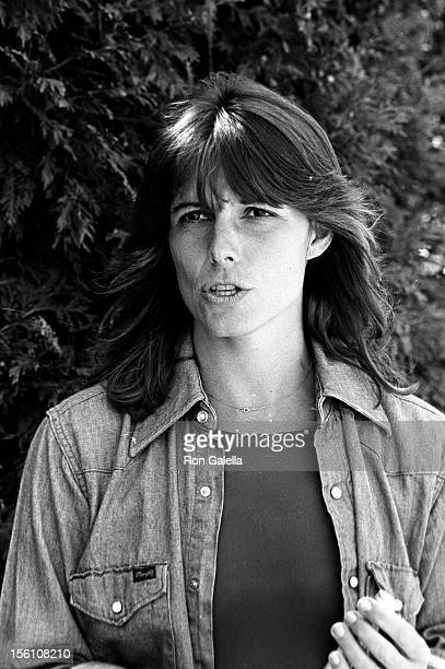 Susan Saint James attending 'RFK ProCelebrity Tennis Tournament' on August 21 1981 at the Kennedy Compound in Hyannis Massachusetts