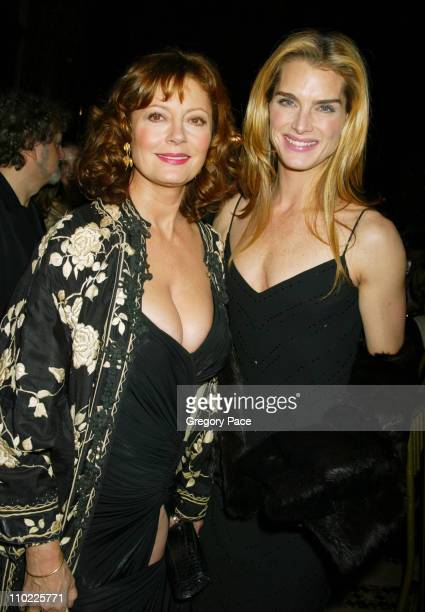 Susan Sarandon played Brooke's mom in the movie Pretty Baby in 1977