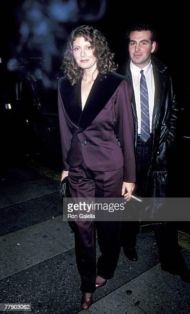 Susan Sarandon and Chris Sarandon