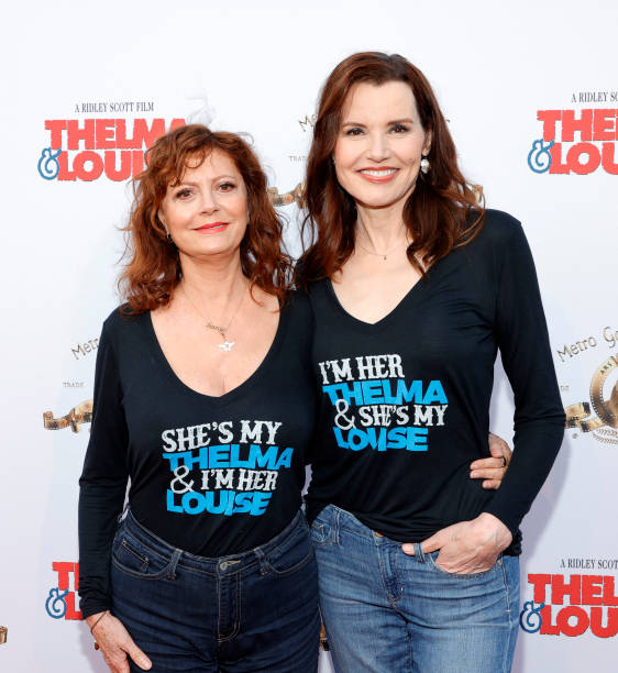 """CA: MGM And Cinespia Host """"Thelma And Louise"""" 30th Anniversary Drive-In Charity Screening Experience"""