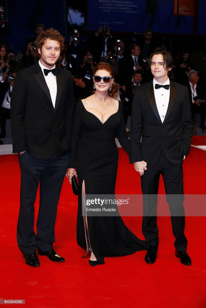 Victoria & Abdul And Jaeger-LeCoultre Glory To The Filmaker Award 2017 Red Carpet - 74th Venice Film Festival