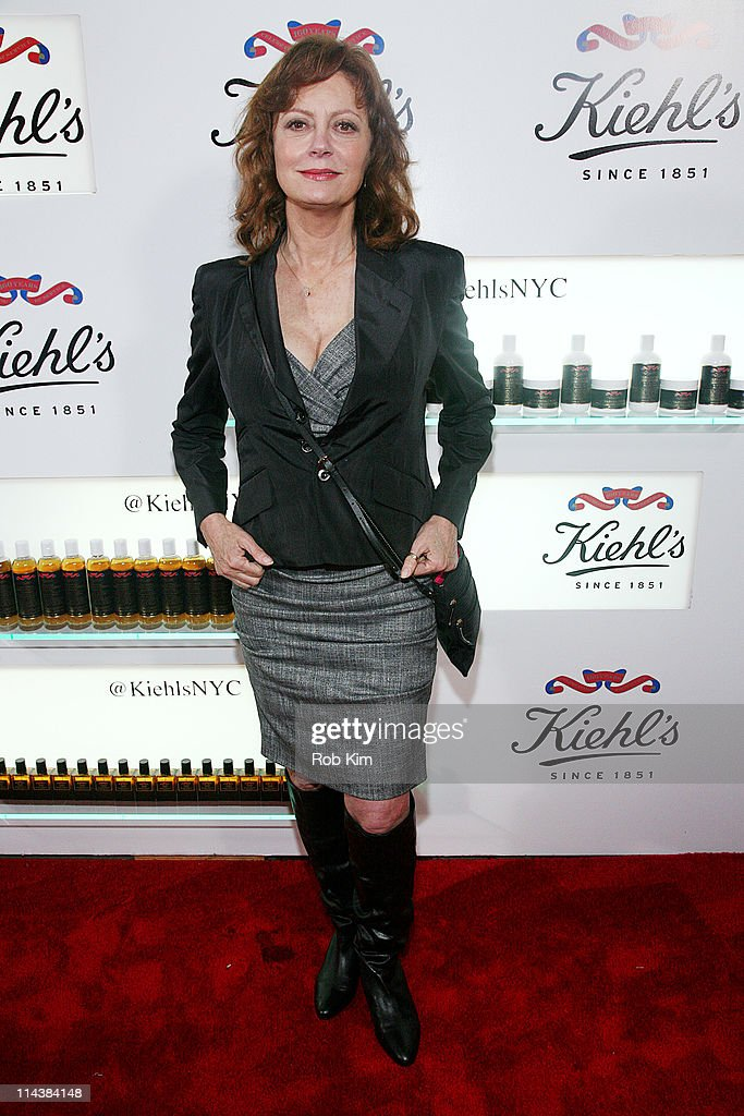 Susan Sarandon attends Kiehl's 160th anniversary celebration at Kiehl's Flagship Store on May 18, 2011 in New York City.
