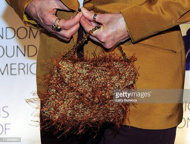 Susan Sarandon attends the 3rd Annual Blossom Ball celebrated by The Endometriosis Foundation of America at New York Public Library - Stephen A...