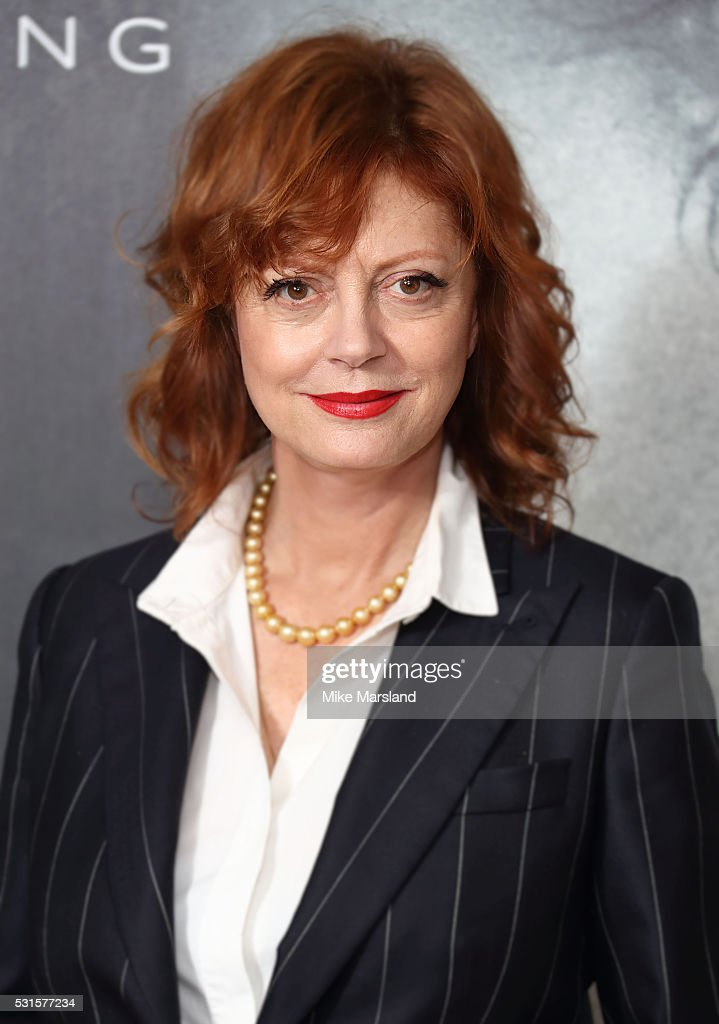 Women in Motion: Susan Sarandon, Geena Davis & Madeline Di Nonno - The 69th Annual Cannes Film Festival