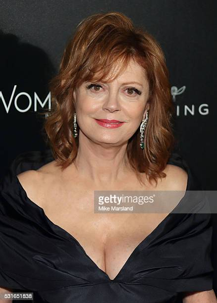 """Susan Sarandon attends the """"Women in Motion"""" Prize Reception part of The 69th Annual Cannes Film Festival on May 15, 2016 in Cannes, France."""