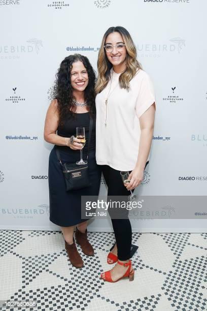 Susan Schiffman attend the Bluebird London New York City launch party at Bluebird London on September 5, 2018 in New York City.