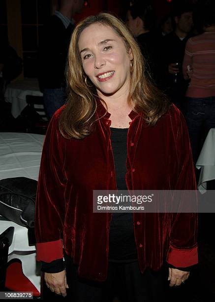 Susan Seidelman, director during 13th Annual Hamptons International Film Festival - Boynton Beach Bereavement Club - Party at Madame Tong's in...